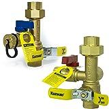 Kozyvacu 3/4-Inch IPS Isolator Tankless Water