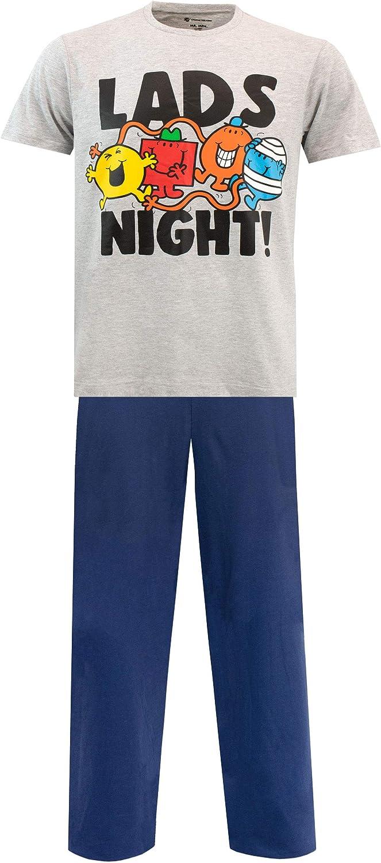 Mr Men Mens Pyjamas