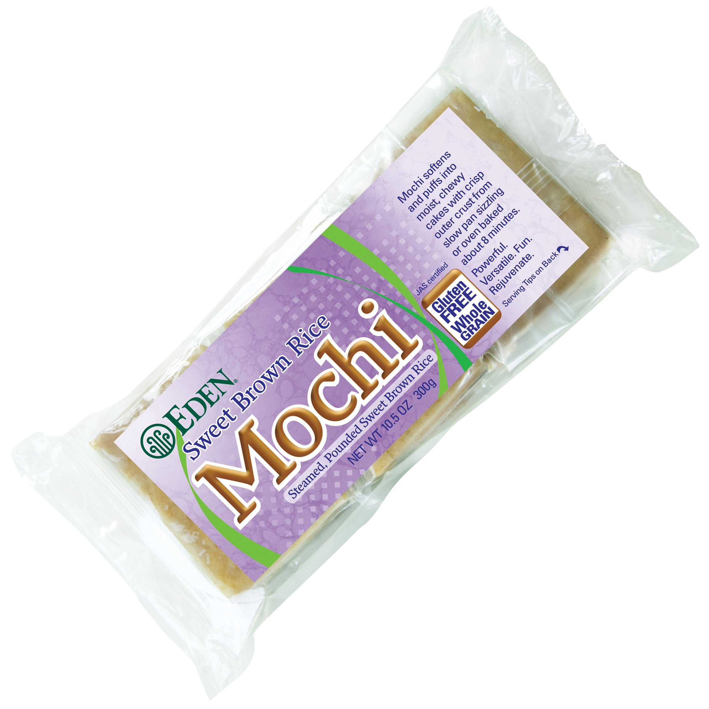 Eden Sweet Brown Rice Mochi, 10.5-Ounce Package by Eden (Image #2)