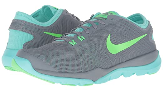 Nike Women's Flex Supreme TR 4 Training Shoes (10.5 (B) U.S, Cool