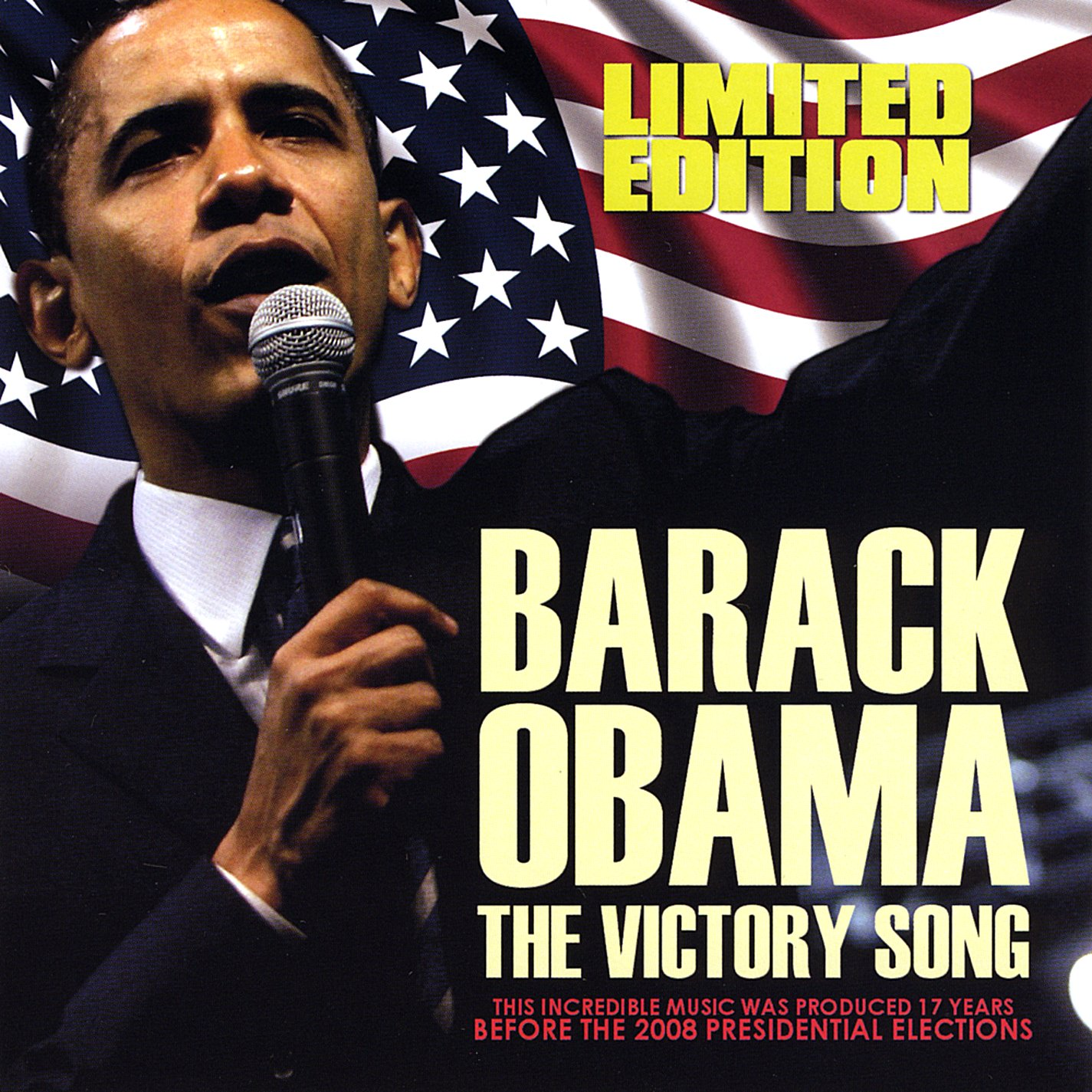 Travis Dr  Anderson - Barack Obama Victory Song - Amazon com