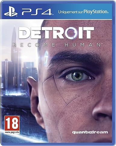 Detroit: Become Human - PlayStation 4 [Importación francesa]: Amazon.es: Videojuegos
