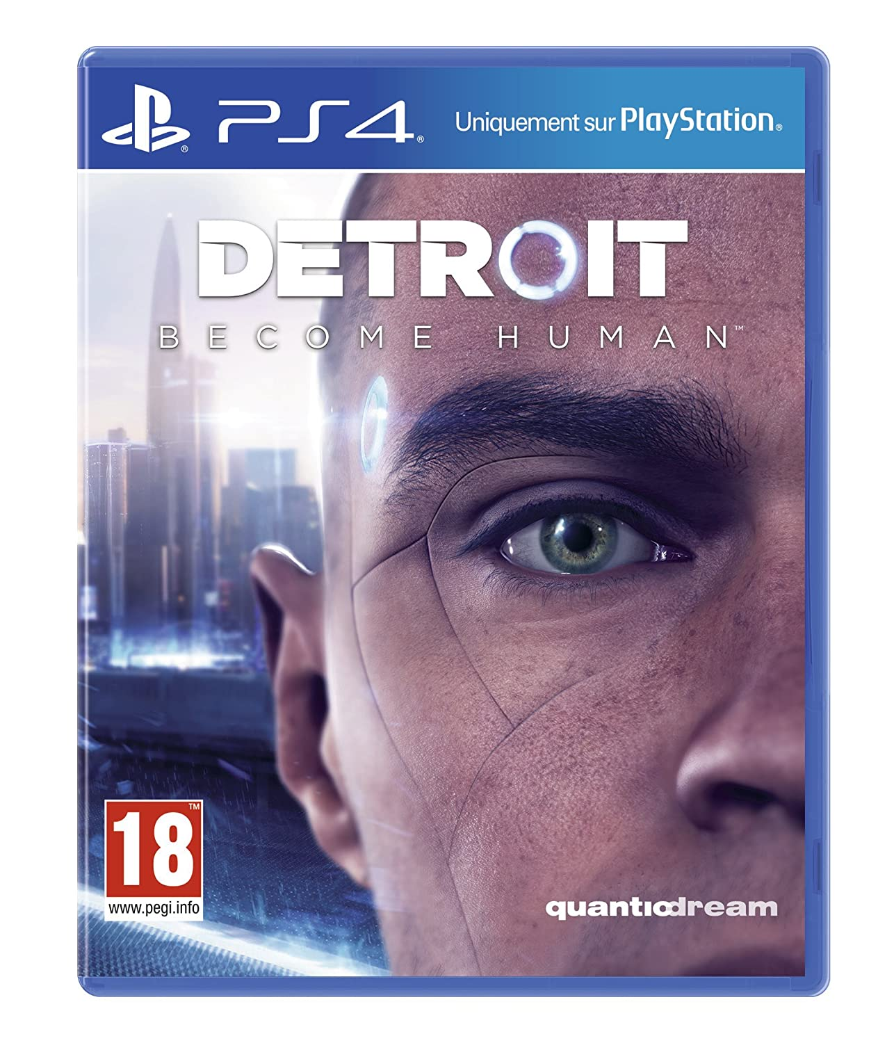 Detroit : Become Human - PS4 |