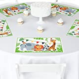 Jungle Party Animals - Party Table Decorations