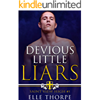 Devious Little Liars: A High School Bully Romance (Saint View High Book 1) book cover