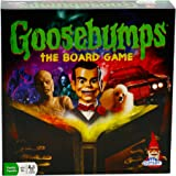 Goosebumps Movie Game - Thrilling Family Board Game - Battle Each Other In A Frantic Race To The Typewriter/End (Ages 8…