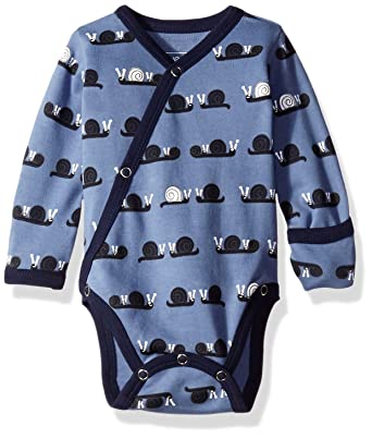 de49b7f36 Amazon.com: L'ovedbaby Unisex-Baby Newborn Organic Kimono Bodysuit: Clothing