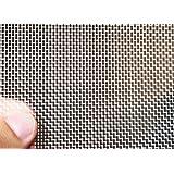 Sefar, 03-20/14, Nylon Mesh Filtering Screen 20 Micron - Open Area %: 14 - Width: 40 in, Natural Color (1 Yard)