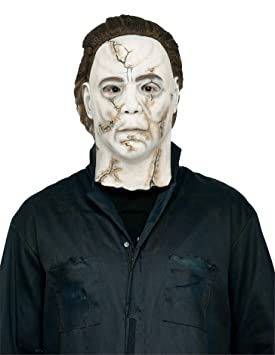 Paper Magic Don Post Studios, Rob Zombies Halloween Movie Michael Myers Mask (máscara/