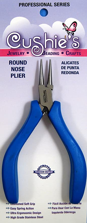 Tooltron 00386 Mini Round Nose Plier