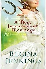 A Most Inconvenient Marriage (Ozark Mountain Romance Book #1) Kindle Edition