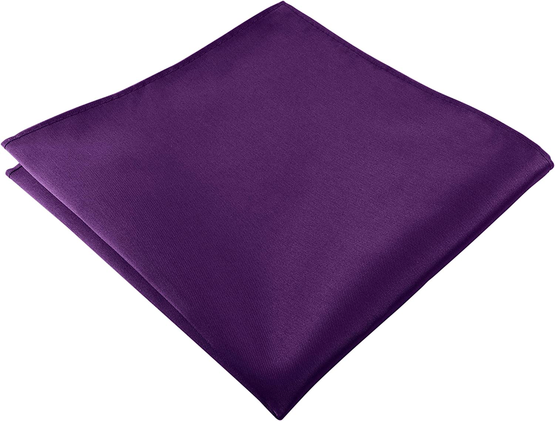 30 x 30 cm Stoff-Taschentuch passend zu Anzug//Sakko als Erg/änzung zum Tuch eignen sich Fliege oder Krawatte Helido Einstecktuch f/ür Herren