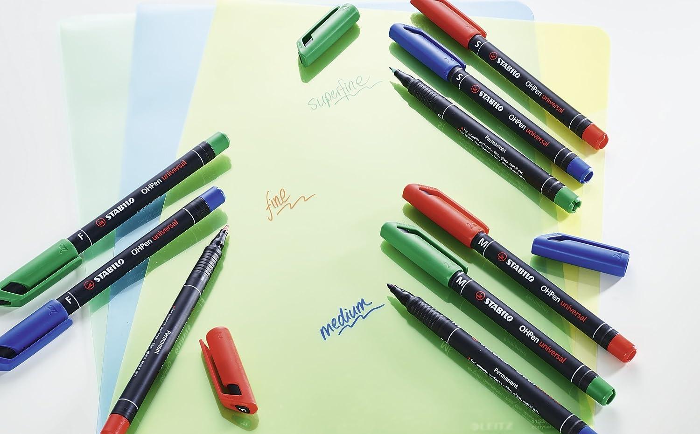 STABILO OHPen universal Penna Permanente colori assortiti Astuccio da 6