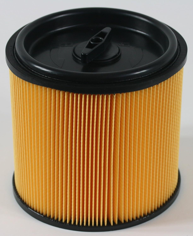 2 lavables filtre pour Parkside PNTS 1500 b2//Ian 72080 tiède