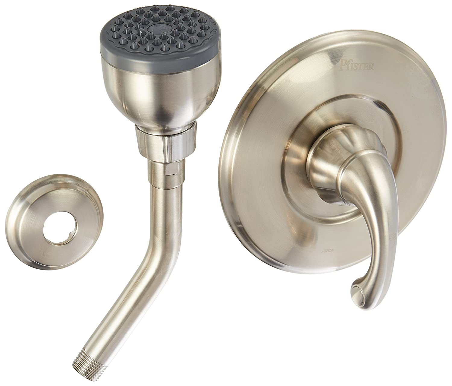 Pfister Treviso 1-Handle Shower Only Trim, Brushed Nickel cheap