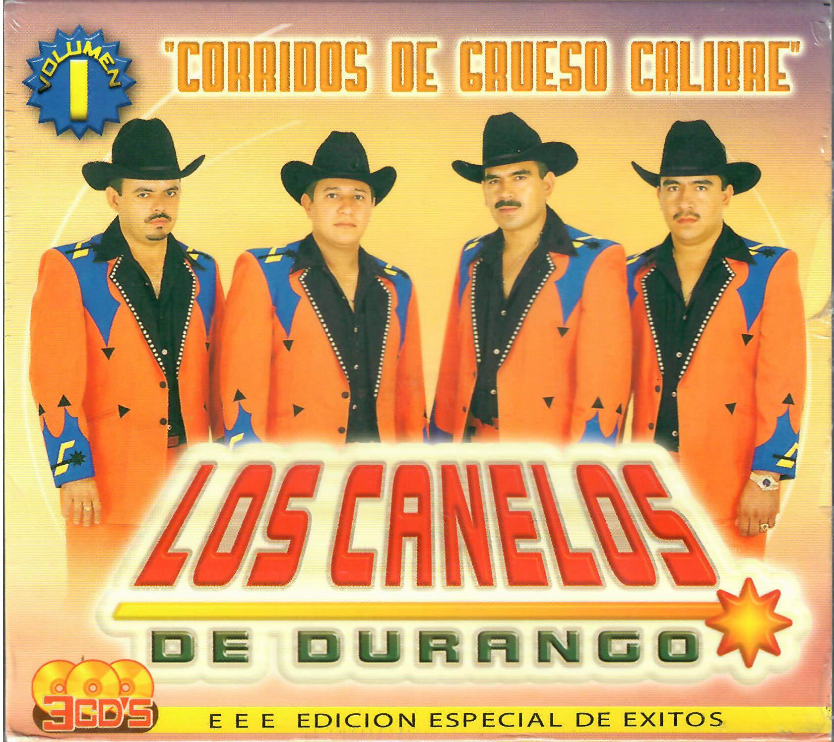 Canciones y Corridos by Cintas Acuario
