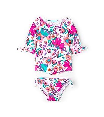 2290ada354 Amazon.com  Hatley Girls  Rash Guard Set  Clothing