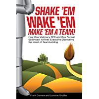 Shake 'em Wake 'em Make 'em a Team (English Edition)