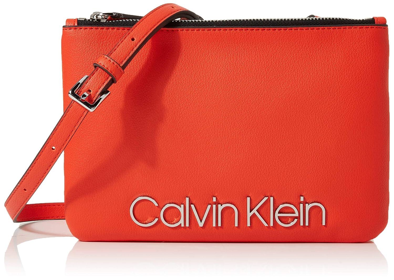 Must FemmeNoirblack Ck CrossoverSacs Calvin Klein Bandoulière wPkn80O
