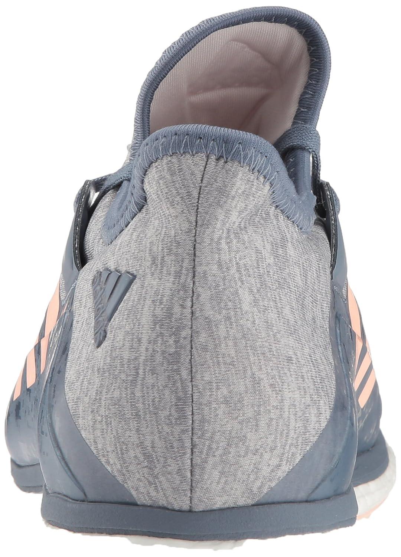 adidas 10 Originals Women's Fabela X Hockey Shoe B077X4CFJK 10 adidas B(M) US|Raw Steel/Clear Orange/Grey b9632b