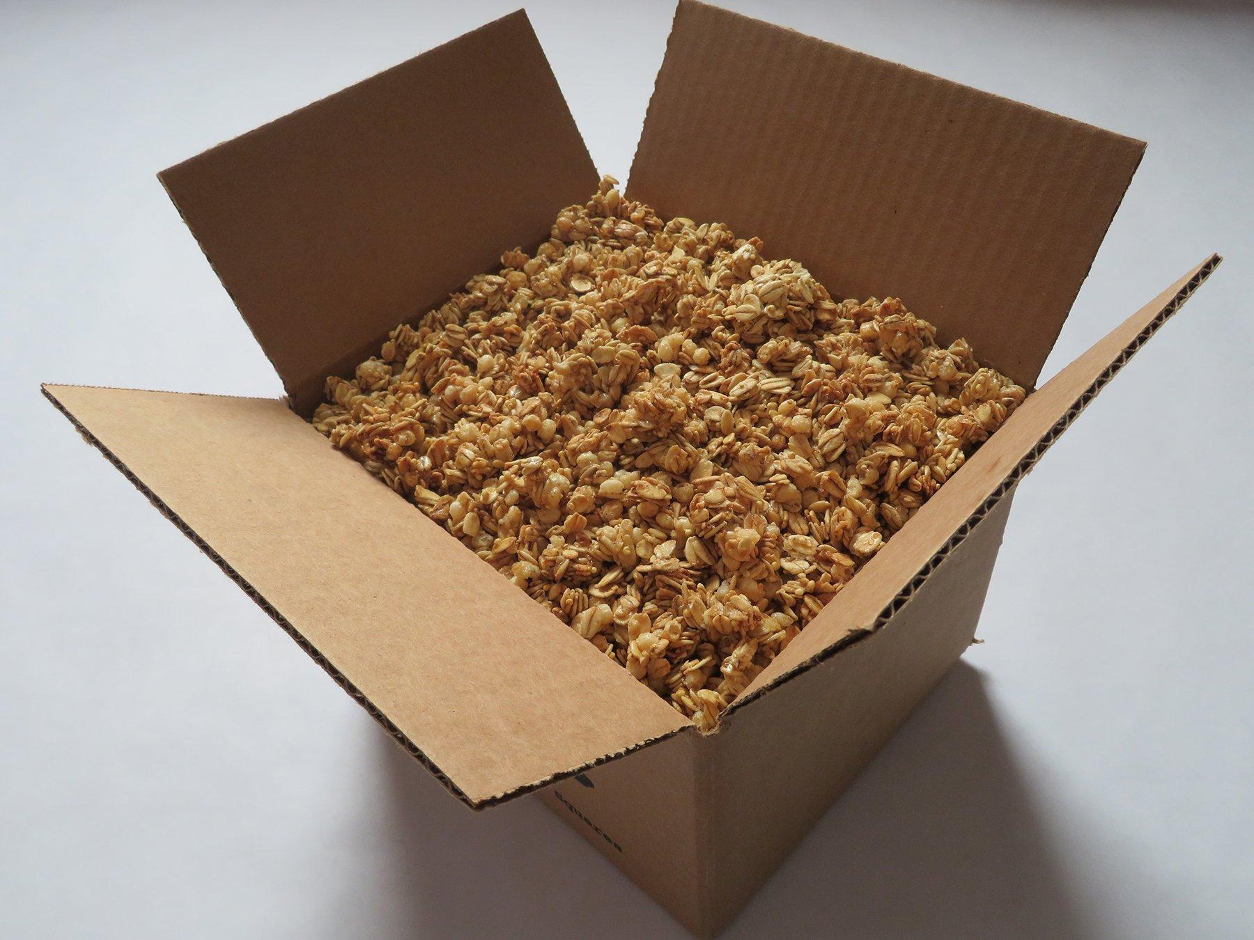 Bakery On Main Gluten Free Granola, Blueberry Flax, 22 Lb by Bakery On Main