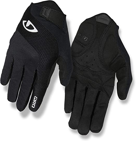 NEW GIRO Tessa Gel Adult Women/'s Cycling Gloves Size Large 8 BLACK