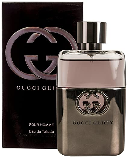 Gucci Guilty Homme Perfume - 90 ml