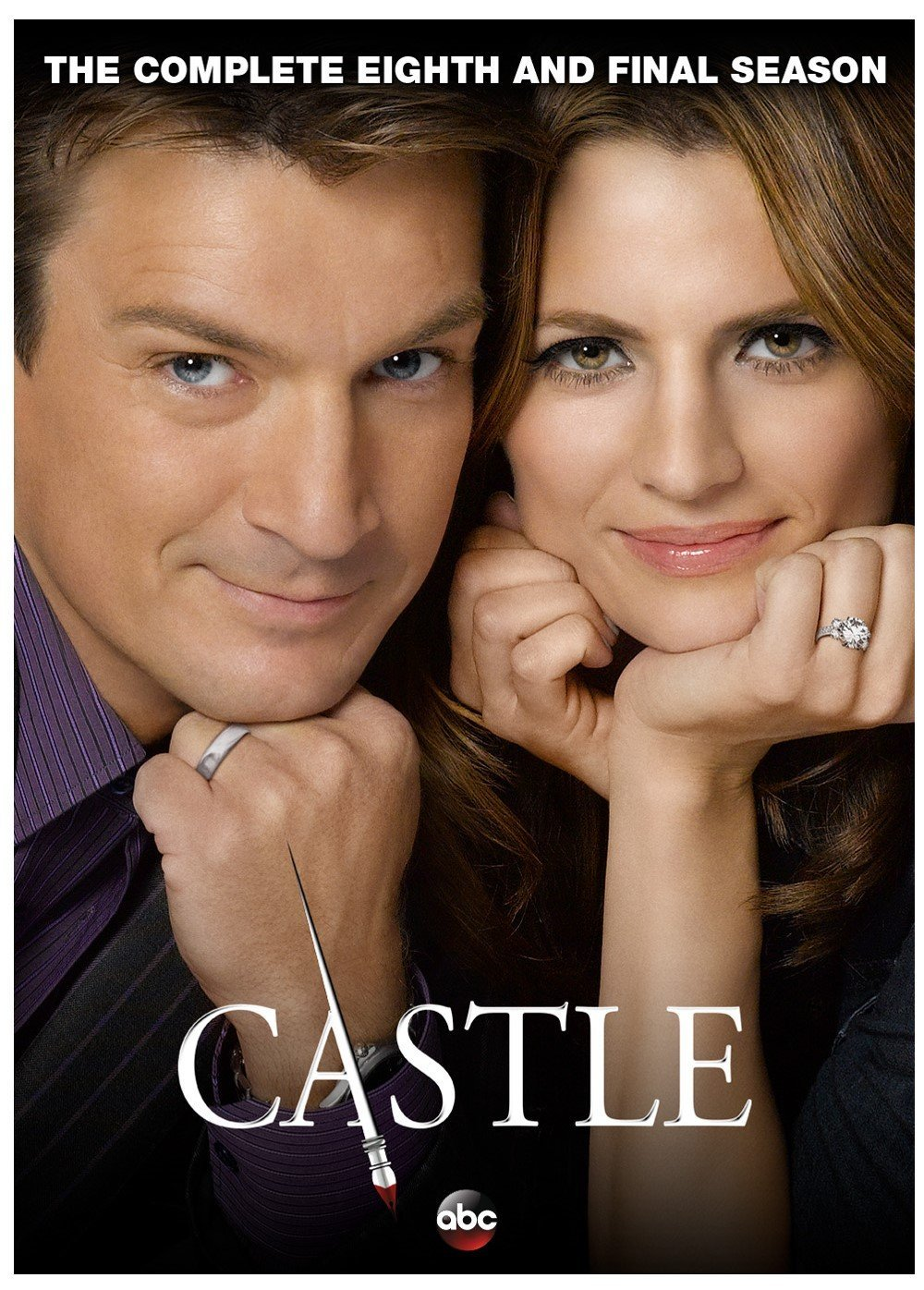 Castle: The Complet Eighth Season 35644176 Drama Movie TV Shows / TV Movie