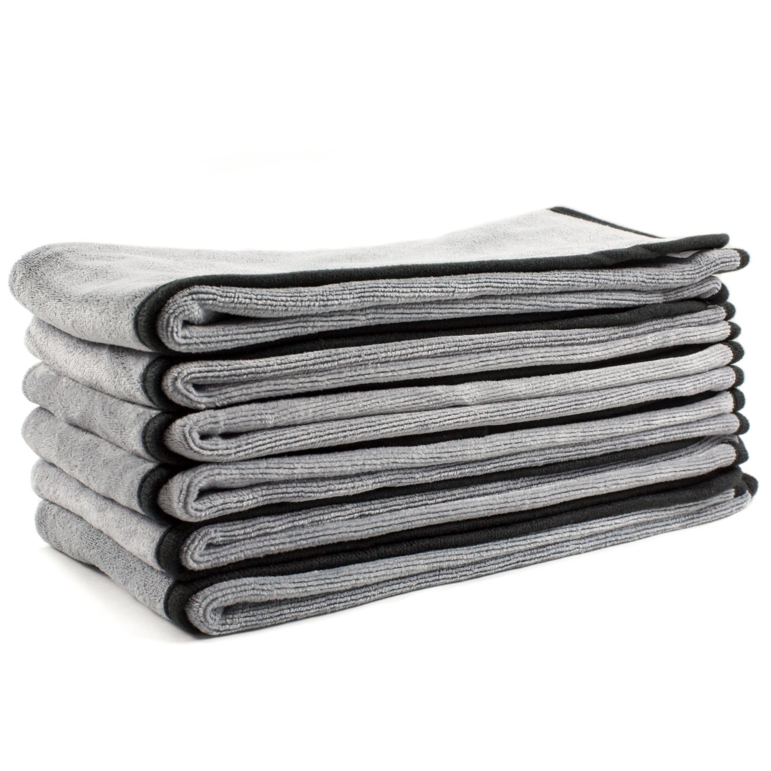 Zwipes Auto 879-2 Professional Microfiber Waffle Drying Towel, 25 in. x 36 in., 2-Pack