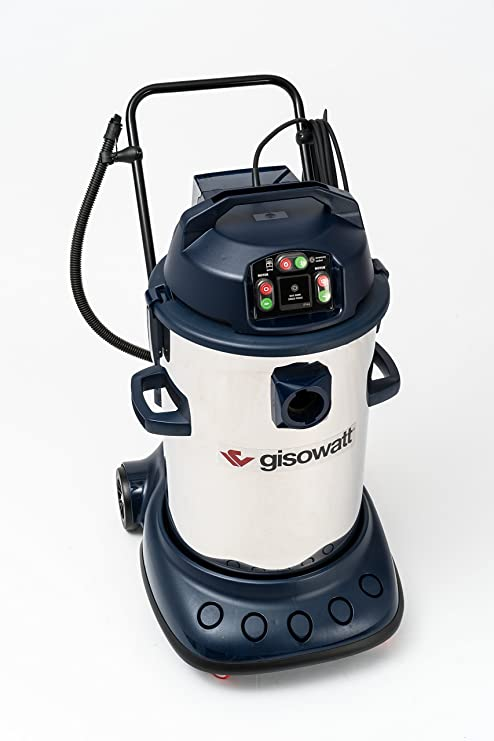 Gisowatt Industrial 70 inoxidable PC 80 Twin Power aspirador profesional