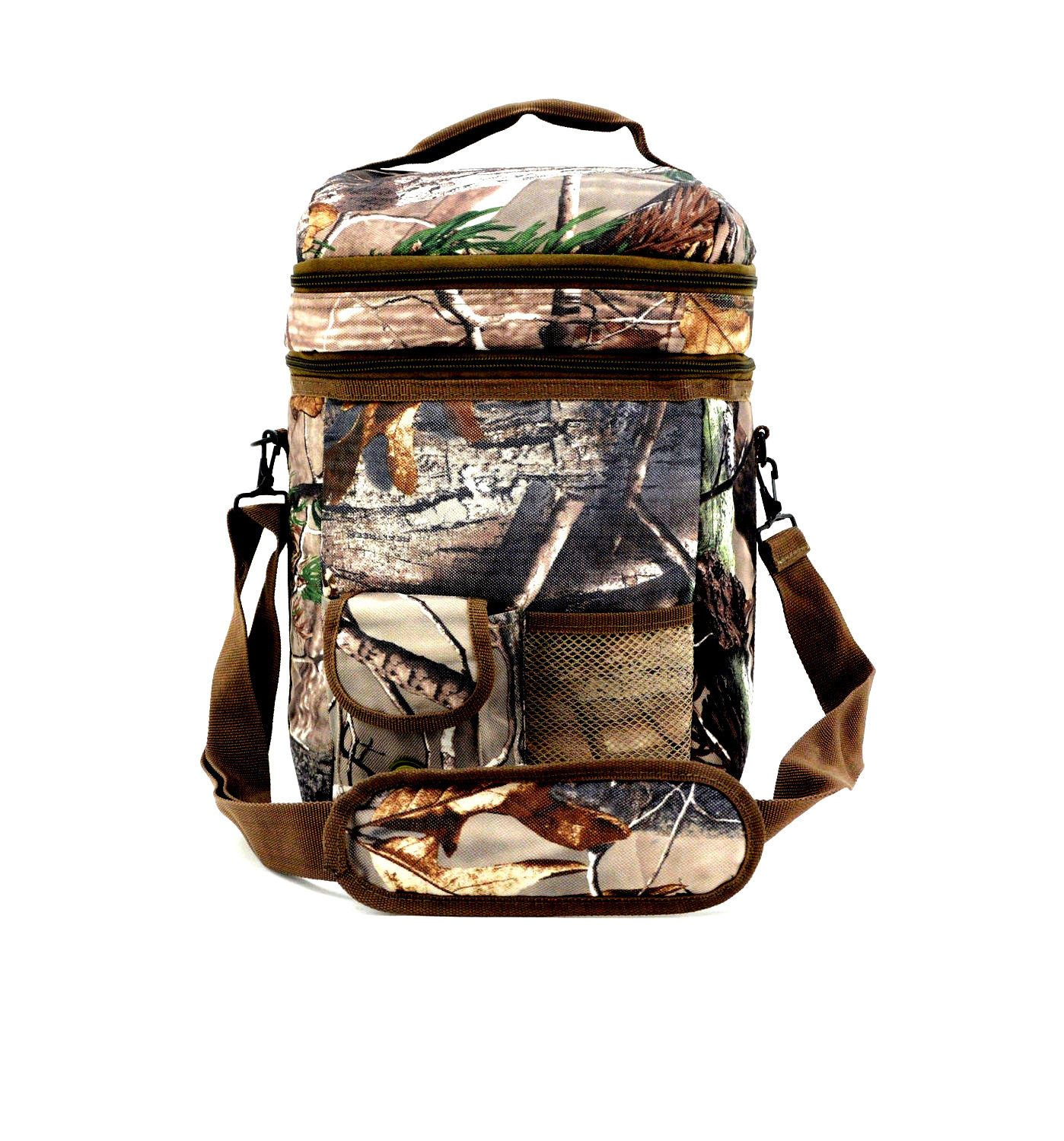 Realtree Ap Licensed 12 Can Forest Camo Insulated Lunch