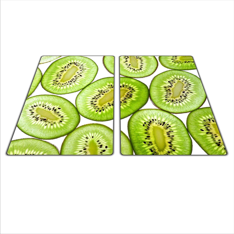 Compra Horno de cristal 2 x 29 x 52 para vitrocerámica/Inducción, kiwi Diseño en Amazon.es