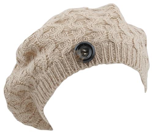 Pia Rossini, berretto Angela da donna realizzato a maglia
