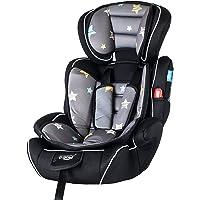 U-Grow Car Safety Seat for Kids, Black