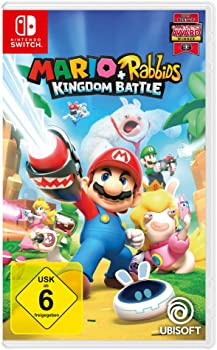 Mario & Rabbids Kingdom Battle [Switch]