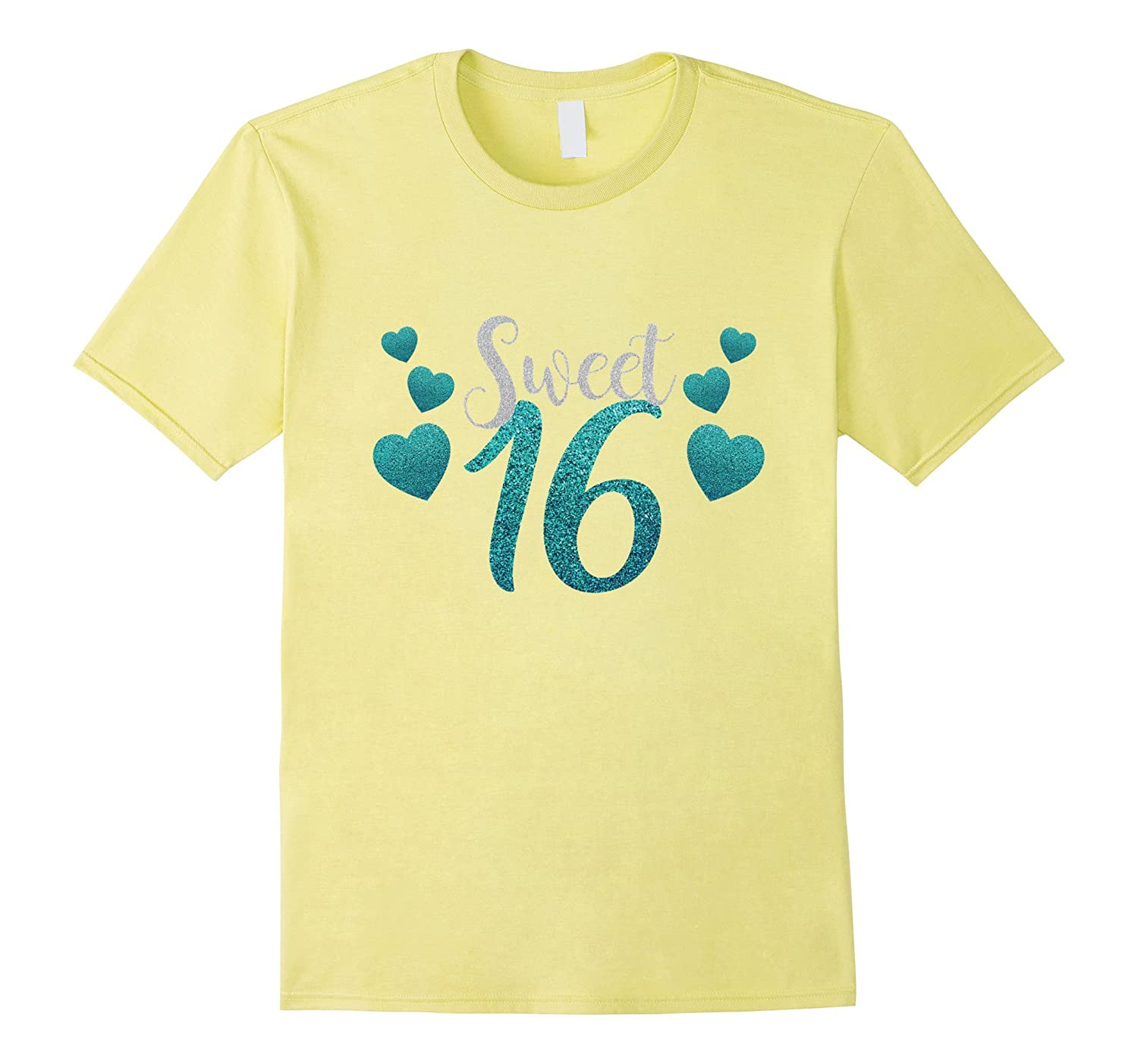 a7862798 Sweet 16 T-Shirts for Girls-PL – Polozatee