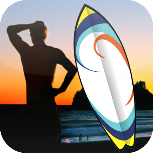 Surfing Girl - Surfing Games for Kids