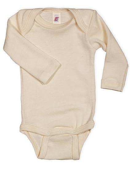 Amazon.com: Lana de merino bebé recién nacido de la Seda ...