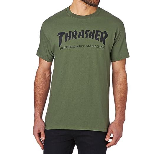 a22e95c7b Thrasher T Shirt Skate Mag Short Sleeve T-Shirt