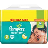 Pampers - Pañales Baby-Dry