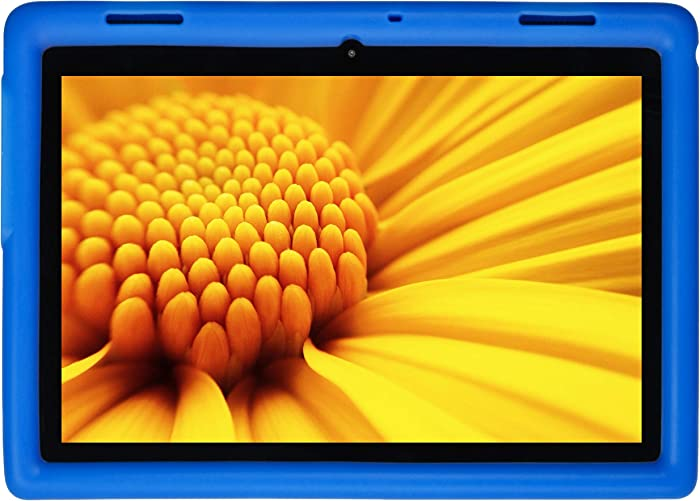 BobjGear Bobj Rugged Tablet Case for Lenovo Tab E10 (TB-X104F) Kid Friendly (Batfish Blue)