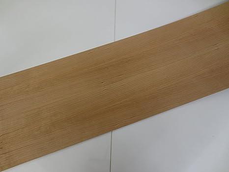 Impiallacciatura In Vero Legno Impiallacciato In Legno Di Ciliegio  Americano 280 X 28 Cm Senza 23