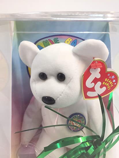 a145aa13173 Image Unavailable. Image not available for. Color  TY Beanie Baby - COLOR ME  ...