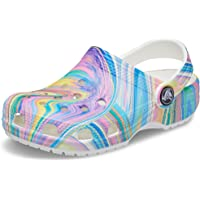 CROCS Kids - Classic out of This World II Clog - Multi White