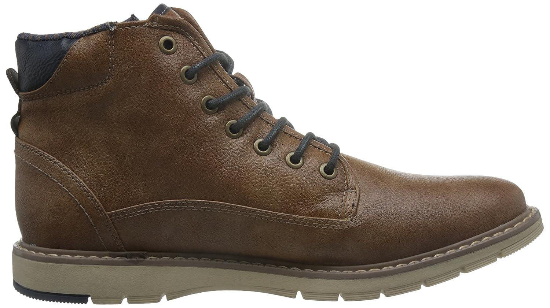 Mens 4105-502-259 Classic Boots, Grey (20 Dark Grey) Mustang