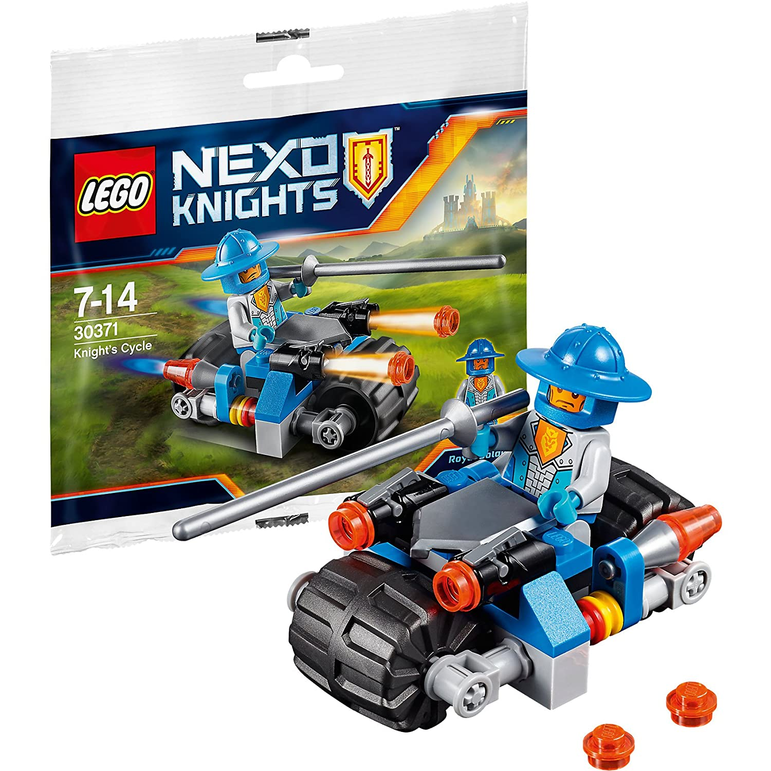 Knights Cycle Lego 30371 Nexo Knights