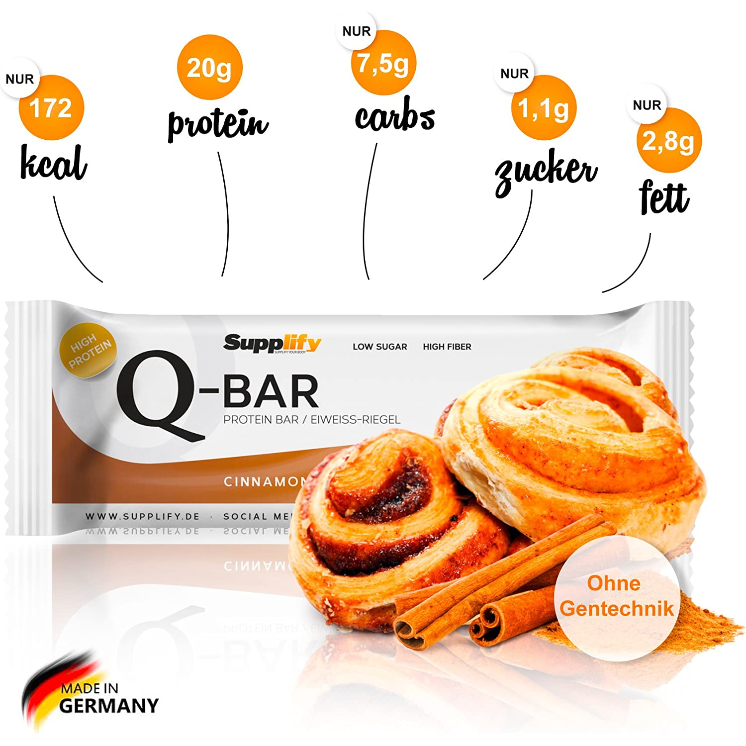 Supplify Q-Bar