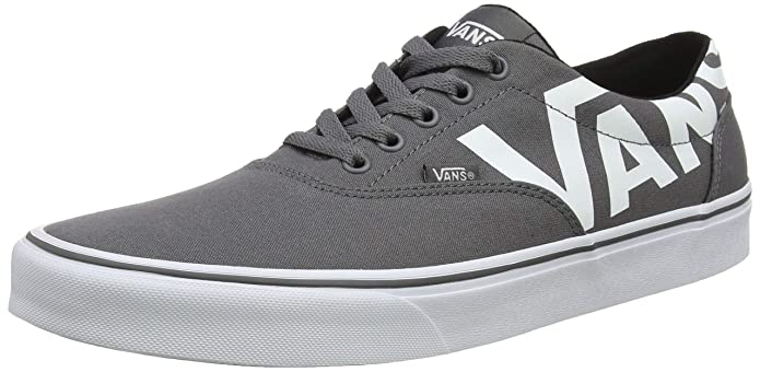 8c3a9cddac Vans Men s s Doheny Big Logo Trainers  Amazon.co.uk  Shoes   Bags