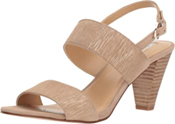 Tahari Womens Ta-Easy Heeled Sandal