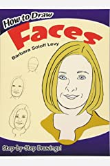How to Draw Faces (Dover How to Draw) Paperback